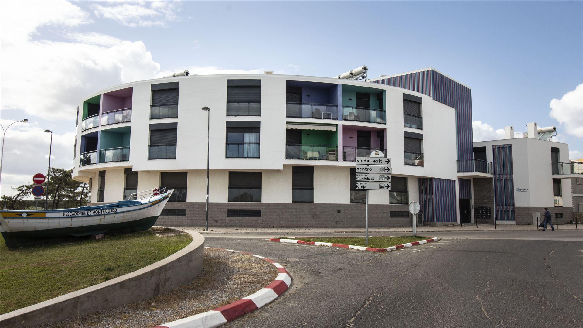 Wohnung 2 Schlafzimmer - Algarve, Monte Gordo, Vila Real de Santo António