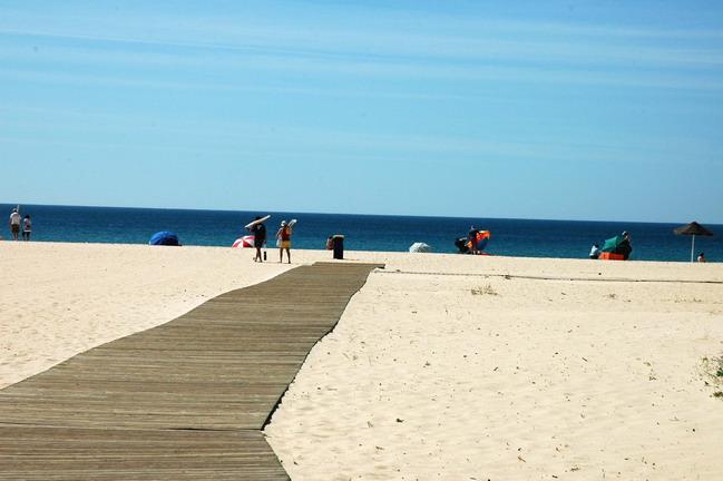 Praia da Lota - Manta Rota